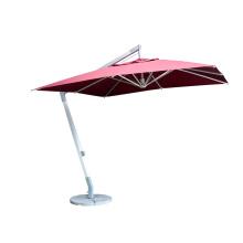 3м Открытый непроницаемый для солнечных лучей садовый зонт вращающийся Рома зонт