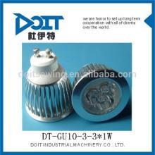 LED SPOT LUZES DT-GU10-3-3 * 1W