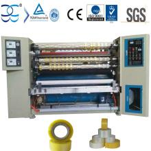Machine à découper à rouleaux Jumbo à bande adhésive BOPP