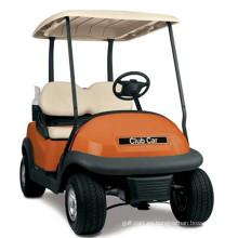 carrito de golf eléctrico con caja de carga