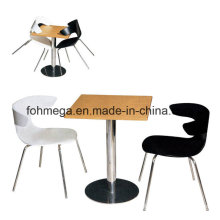 HPL Restaurant Furniture Small Square Table (FOH-BC37)
