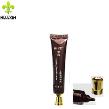 Plastic needle nose eye cream tube packaging for cosmetic