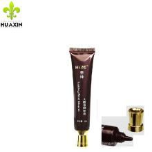Embalagem plástica do tubo do creme do olho do nariz da agulha para o cosmético