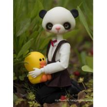 Шарнирная кукла для девочек BJD Panda 27см