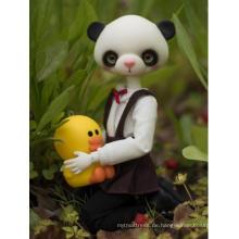 BJD Mädchen Panda 27cm Märchenlandpuppe