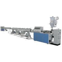 Nylon y TPU extrusión línea gama de tubo 6-32 mm estructura compacta plástico extrusión tubería
