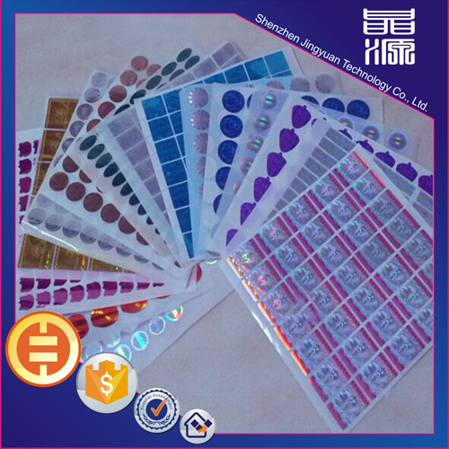 Tamper Evident Security Sticker With High Quality