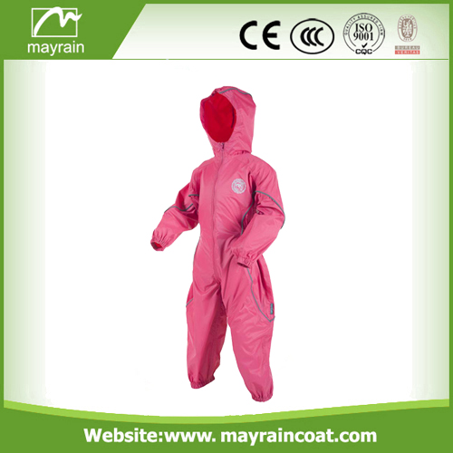 Customized Polyester Rainsuit