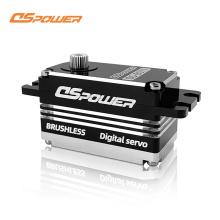 1/10 RC high torque servo Aluminum Case Low Profile Digital High Speed brushless Servo