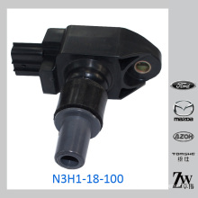 Denso Ignition Coil For Mazda RX-8 OEM NO. N3H1-18-100
