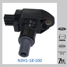 Denso Bobina de ignição para Mazda RX-8 OEM NO. N3H1-18-100