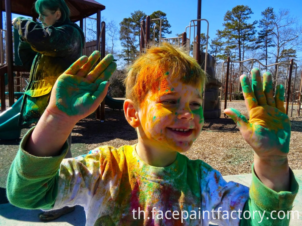 Run Color Powder