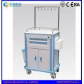 Comprar China ABS Tratamiento Multi-Function Hospital Carrito / carrito