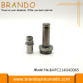 Silver Solenoid Valve Armature Weighing 88.5g