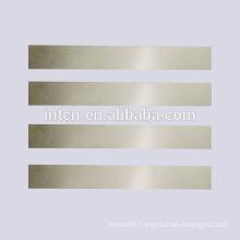 ISO standard AgCu bimetallic strip cover layer