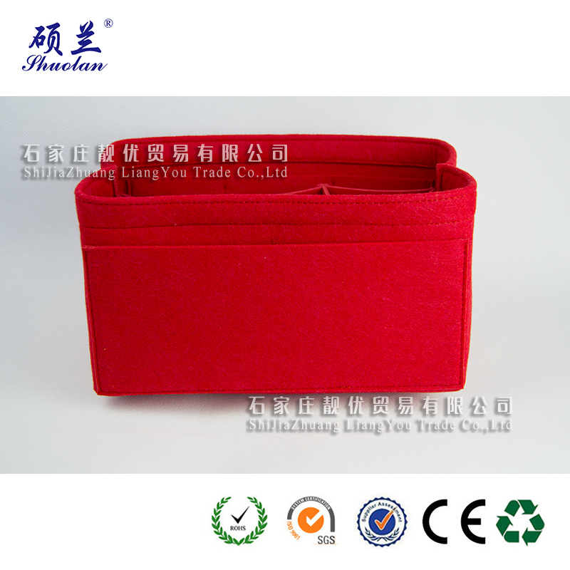 Hot Selling Felt Cosmetic Organizer