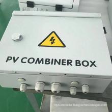 Smart photovoltaic combiner box
