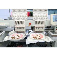 2 máquina de bordado de prendas de vestir