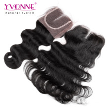 Brazilian Body Wave Middle Part Lace Closure