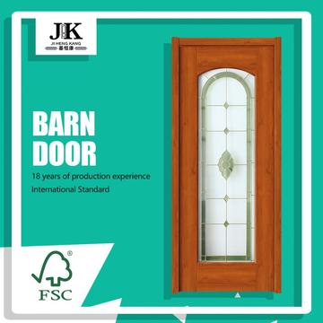JHK Wholesale Factory Modern House Designs Homes Door