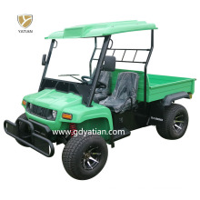 Made in China 5kw 48V Electric Utility Vehicle Buggy Farm Truck