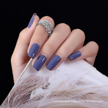 Healthy Breathable Soak off Nail Polish Nail Gel Colors