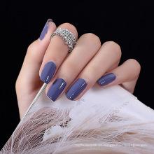Saudável saudável embebe as cores de gel de unha de esmalte de unhas