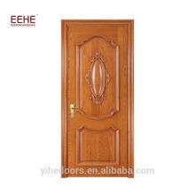 Porte de chambre à coucher en bois de vente chaude de broderie diyar kail