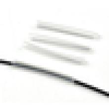 40mm / 45mm / 60mm tubo de encogimiento del calor de empalme de la fibra óptica, tubo termorretráctil, fibra pelada encogible del calor de la fábrica