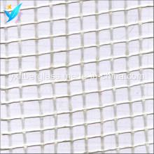 5mm * 5mm 60G / M2 C-Verre Tissu intérieur en fibre de verre
