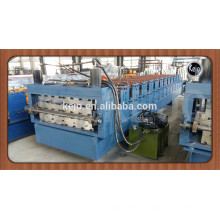 Double layer roof panel roll forming machine price