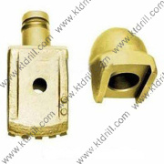 Flat Teeth Bfz72 and Holders for Engineering Construction