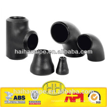 Raccord de tuyau en acier au carbone standard Ansi
