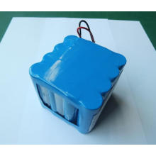 14.8V 10Ah high capacity lithium battery pack