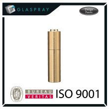 SCALA CNC Twist und Spray 20ml gebürstetes Gold Luxus Parfüm Verpackung