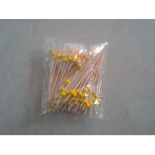 Закругленная бордюрная бамбуковая палочка / шампур