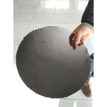Núcleo de nido de abeja de aluminio de forma redonda