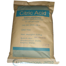 กรด Citric Acid Monohydrate BP / USP / E330