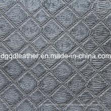 Moda acolchado decoración muebles cuero (QDL-51372)
