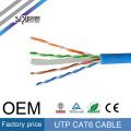 Оптовая СИПУ 24awg кабель витая 4 пары UTP/СТП/FTP и SFTP патч шнур Сетевой кабель cat5e/кабель cat6/cat6a/cat7 LAN кабель