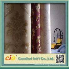 Chine Fournisseur Fleur papier peint prix
