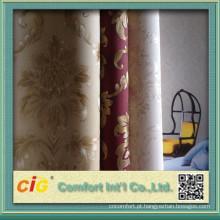 Preço de papel de parede de flor de fornecedor de China