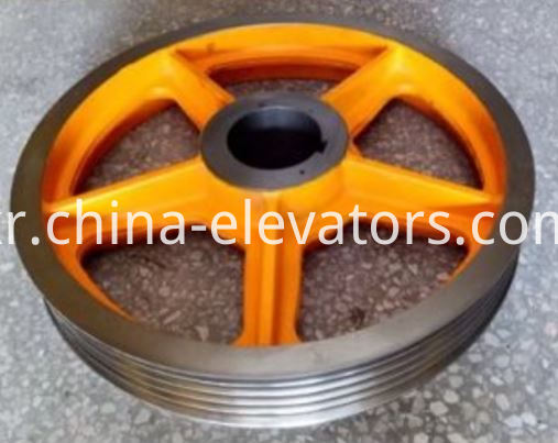 TKL Traction Sheave for Hitachi Elevators