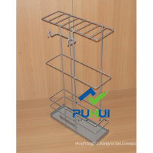 Metal Wire Gift Wraps Holder (PHH117A)