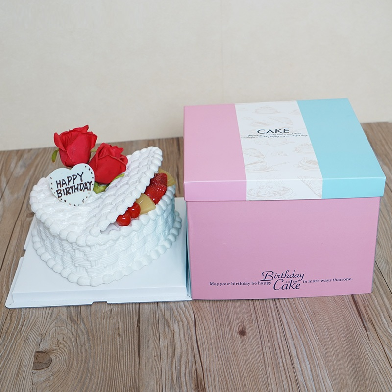 Birthday Cake Box 3