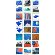 PE tarpaulin,tent material, waterproof outdoor plastic cover, blue poly tarp, hdpe fabric, waterproof outdoor plastic cover
