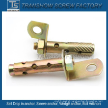 China Produce Sleeve Type Hanger Bolt Ceiling Anchors