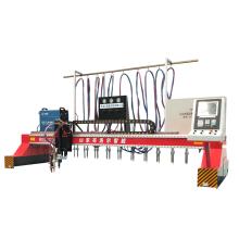 Máquina de corte a plasma de tubo CNC