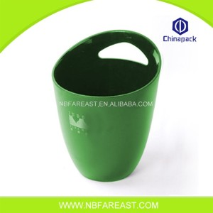 Custom wholesale promotion custom aluminum ice bucket