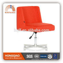 CM-B188BS media espalda de cuero giratorio ascensor fabirc oficina silla